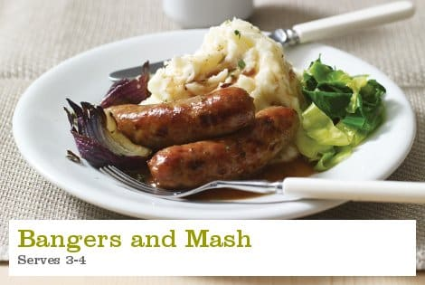 Bangers and Mash - S Collins & Son