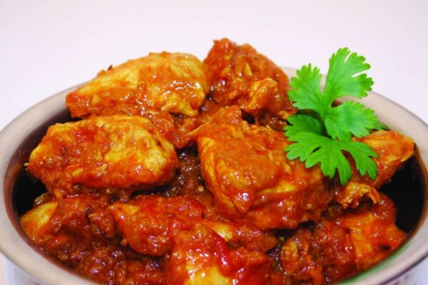 Chef Adrian's Chicken Curry