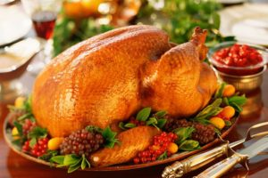 christmas turkey whole
