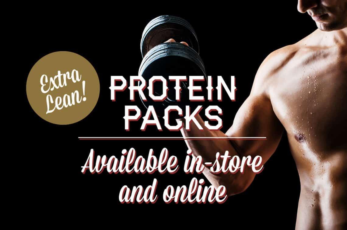 Protein Range!