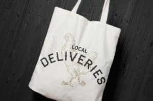 Local Delivery Slider