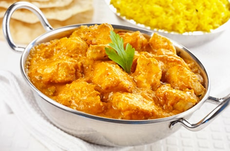 Chicken Korma
