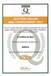 Scottish BBQ Championship 2012