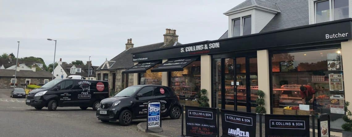 S. Collins & Son Butchers