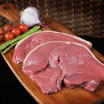 Traditional cut, tasty steak!! Granny's favourite.