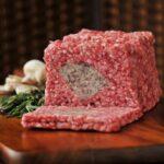 Full lorne Beef slice with our award winning Haggis.
