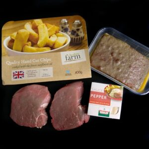 Steak Meal Box