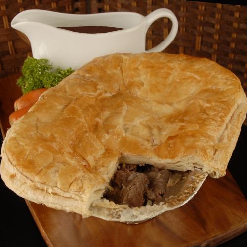 Buy Delicious 2lb Steak Pie | Bread, Pies & Sausage Rolls ...