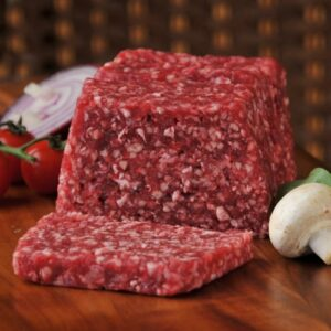 Our own make low fat beef slice.