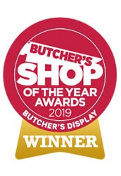 Butcher Shop of the Year 2019 - Display of the Year