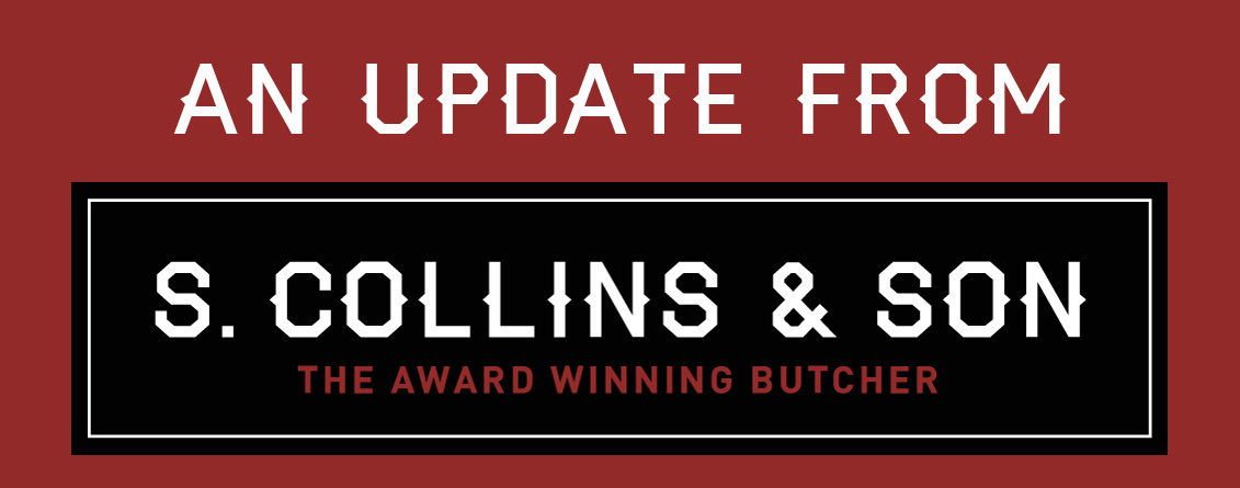 An update from S Collins & Son