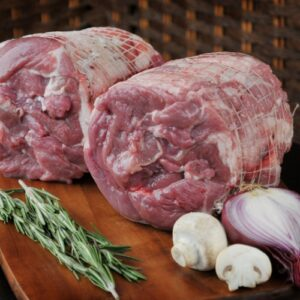 Specially selected Scotch Lamb rolled by a quality butcher.
