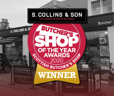 Scottish Butcher Shop of the Year 2020
